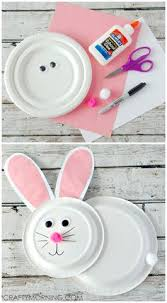 Easter Decorations Us by 16 Easy Easter Crafts For Kids To Make Bunny Bait Easter Crafts