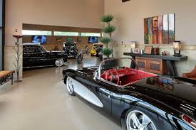 Home Garage Ideas Home Design Simple Rubbermaid Fasttrack With Floating Shelves For