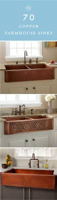 Best  Copper Kitchen Sinks Ideas On Pinterest Copper Sinks - Tuscan kitchen sinks