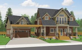 Craftsman Cabin Mountain Craftsman Style House Plans Craftsman Bungalow House