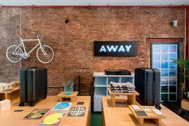 travel stores images Away opens a concept store highlighting global destinations jpg