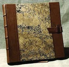 Handmade Leather Photo Albums 87 Best Handmade Books Functional Images On Pinterest Handmade