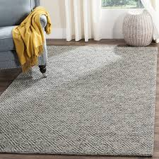 Handmade Wool Rug Amazon Com Safavieh Nat503b 2 Natura Collection Handmade Premium