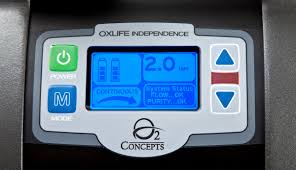 oxlife independence 2 portableconcentrator for the active lifestyle