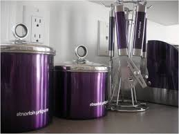 purple kitchen accessories it makes the kitchen looks so fresh
