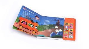 amazon com pinkfong children u0027s halloween songs sound book purple