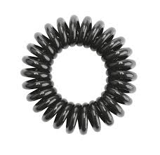 hair bobbles black hair bobble 3 pack hbi