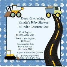 baby shower invitations for boy builder baby shower card blue construction invitation