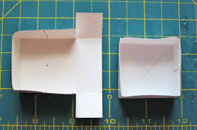 How To Make A Box With Paper - how to make a gift box for your in my own style