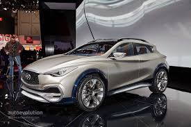infinity car back infiniti u0027s qx30 concept is bringing back in geneva