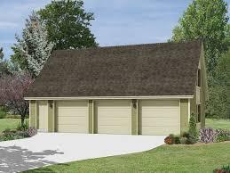 just garages 3 car garage with loft plan 10 070 just garage plans garages