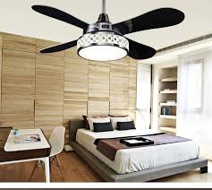 Ceiling Fan With Pendant Light Led Four Colour Variable Living Room Pendant Fan Lights 42inch