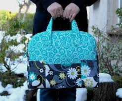 7 stylish duffel bag patterns you can sew in a weekend