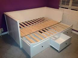 Bed Frames From Ikea Trundle Bed Frame Ikea