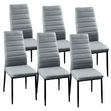lot de 6 chaises salle à manger lot de chaise salle a manger lot 6 chaises en rotin blanc zicavo