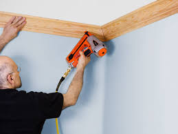 How To Cut Crown Moulding For Kitchen Cabinets Pro Tips For Installing Crown Molding How To Cut Crown Molding