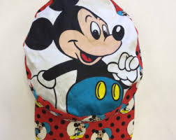 vintage mickey mouse hat etsy