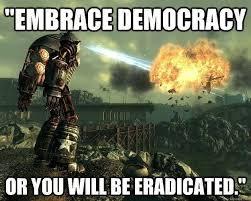 Liberty Prime Meme - i 3 you america and liberty prime meme by leroy296 memedroid