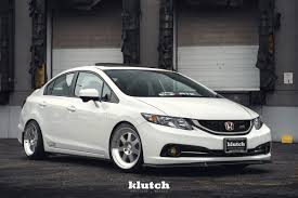 custom honda civic si honda civic si ml7 silver u2013 klutchwheels