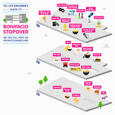 the city explorer u0027s guide to bonifacio stopover bgc bonifacio