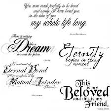 really font for scrapbooks or home decor projects quotes