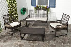 Mesh Patio Table by Fox6010b Outdoor Home Furnishings Patio Sets 4 Piece