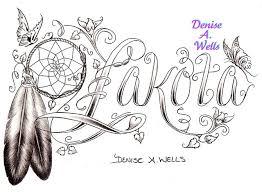 lakota eagle feather tattoo design drawing sketches tattoomagz