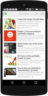 rss reader android the best free rss reader apps for android