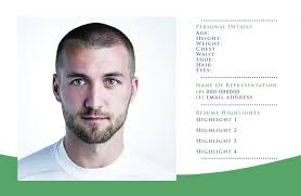Headshot And Resume Sample by Free Comp Card Templates For Actor U0026 Model Headshots Nextdayflyers