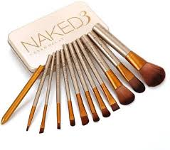 smart urban decay naked3 makeup brush set price in india buy