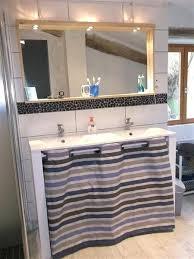 rideau placard cuisine meuble de cuisine à rideau idée de modèle de cuisine