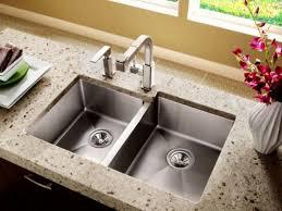 lavelli granito acciaio inox in acciaio sottopiano doppio ciotola cucina