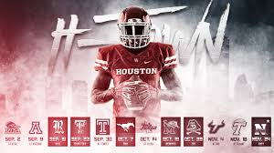 uhcougars com 2017 houston football schedule announced