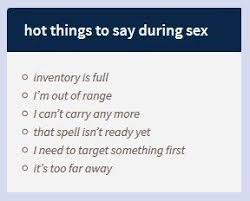 Need Sex Meme - things to say during sex know your meme
