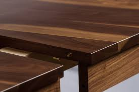 Walnut Dining Room by Mike U0027s Walnut Dining Table The Wood Whisperer