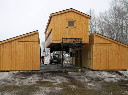 Shed Row Barns For Sale Modular Horse Barns Bestofhouse Net 46847