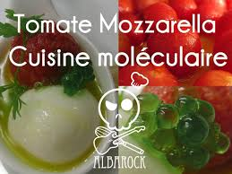 cuisine moleculaire recette tomate mozzarella cuisine moléculaire apéritif recette facile
