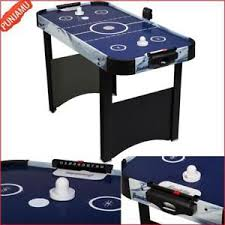 kids air hockey table home family game room kids franklin sports 48 straight leg air