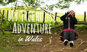 my treehouse adventure in wales footsteps on the globefootsteps