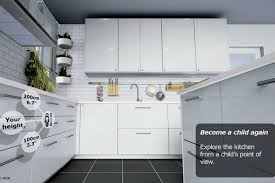 application cuisine ikea ikea lance sa kitchen vr experience une