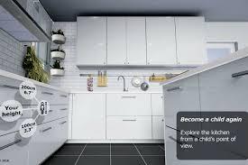 cuisine virtuelle ikea lance sa kitchen vr experience une