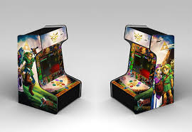Tabletop Arcade Cabinet Legend Of Zelda Bartop Arcade Cabinet 15 Steps With Pictures