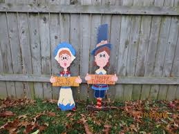 Outdoor Thanksgiving Decorations by Wood Thanksgiving Decorations Bootsforcheaper Com