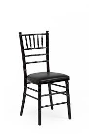 black chiavari chairs chair chiavari with black chair pad a b partytime rentals