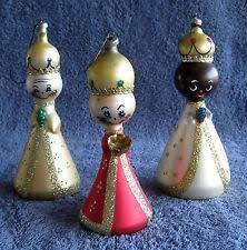 three wise ornaments ebay