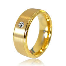 wedding bands canada hot sale in us canada australia 7mm gold color simple