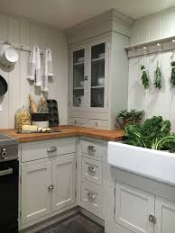 shaker style farmhouse kitchen stone house revival season one