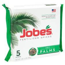 amazon com jobe u0027s palm tree fertilizer spikes 10 5 10 time