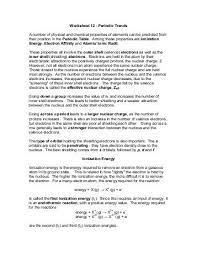 date period worksheet 5a work and power i physical science