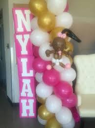21 best b you nique balloon decor images on pinterest balloons